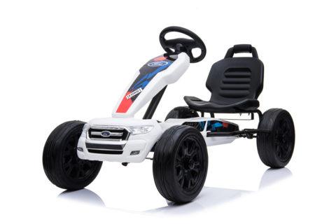 kids pedal go kart