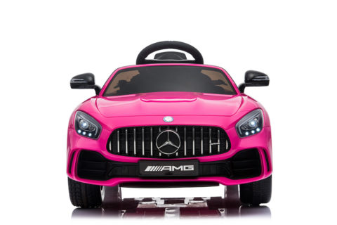 pink ride on cars